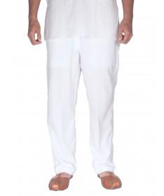 Terry Cotton Pajama Button