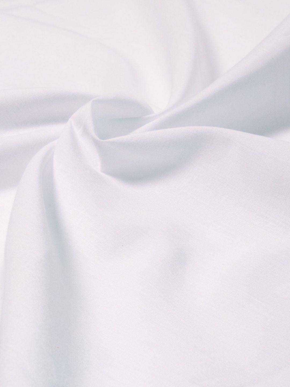 White SuperFine Cotton Fabric