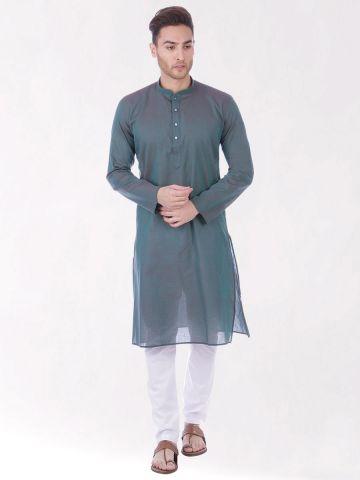 Morpich Handloom Cotton Kurta