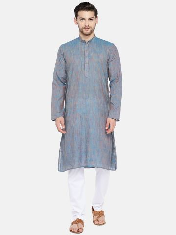 Morpinch Dobby Cotton Kurta